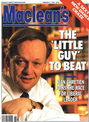 Cover for the February 5 1990 issue