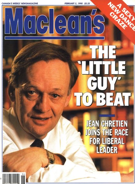 Issue: - February 1990 | Maclean's