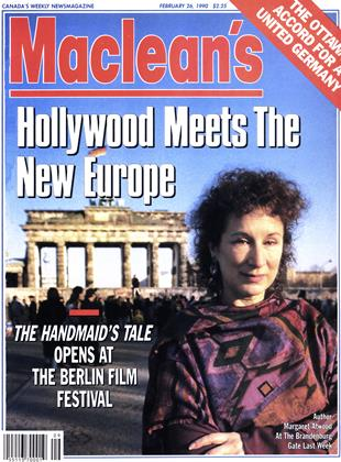 Cover for the February 26 1990 issue