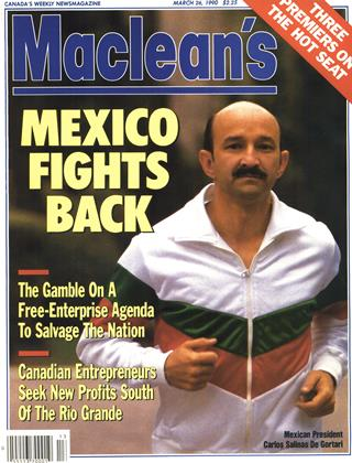 Cover for the March 26 1990 issue