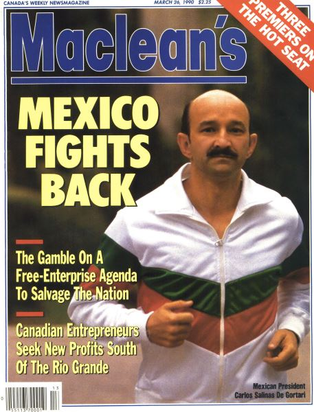 Issue: - March 1990 | Maclean's