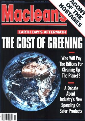 Cover for the April 30 1990 issue
