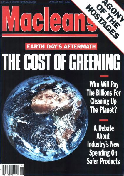 Issue: - April 1990 | Maclean's