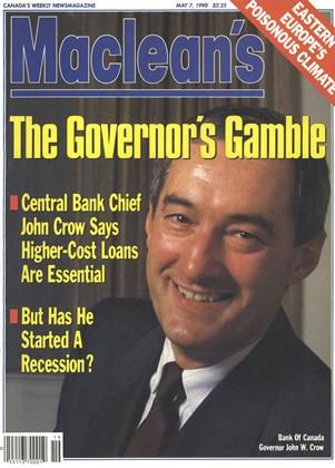Cover for the May 7 1990 issue