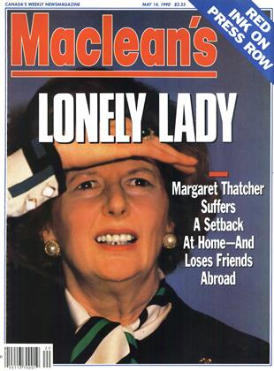 Cover for the May 14 1990 issue