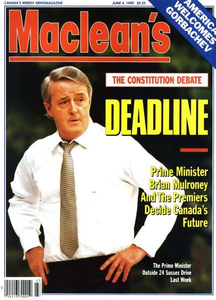 Issue: - June 1990 | Maclean's