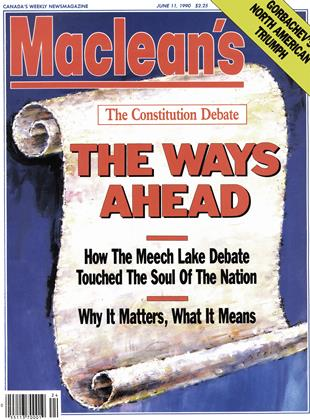 Cover for the June 11 1990 issue