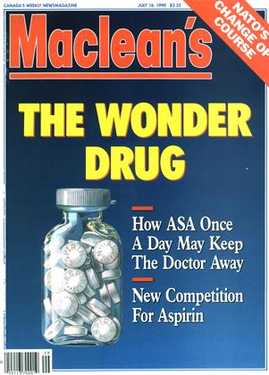 Cover for the July 16 1990 issue