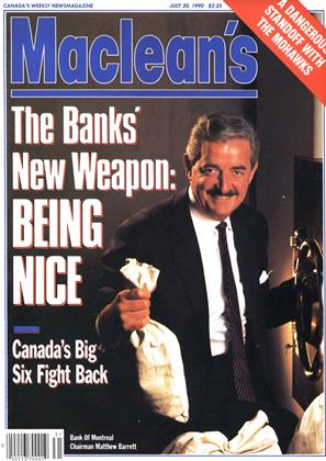 Cover for the July 30 1990 issue