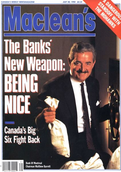 Issue: - July 1990 | Maclean's