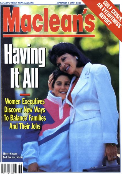 Issue: - September 1990 | Maclean's