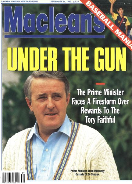 Issue: - September 1990 | Maclean's