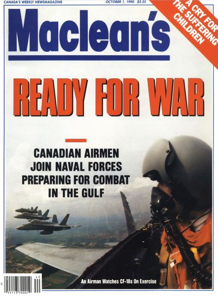 Issue: - October 1990 | Maclean's