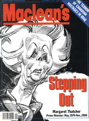 Cover for the December 3 1990 issue
