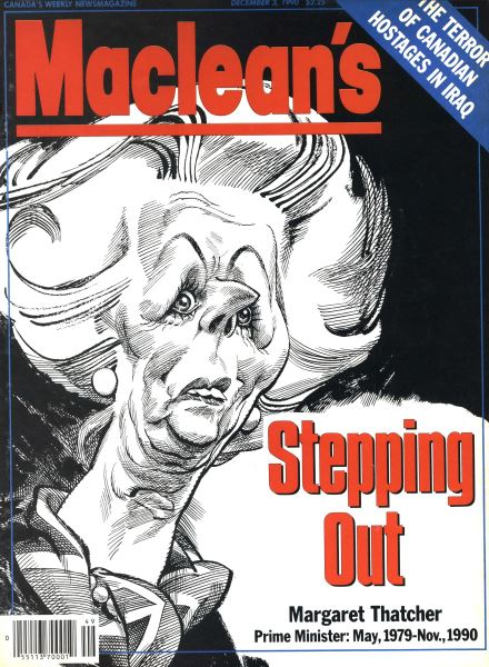 Issue: - December 1990 | Maclean's