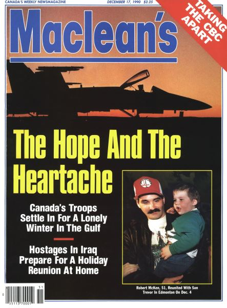Issue: - December 1990 | Maclean's