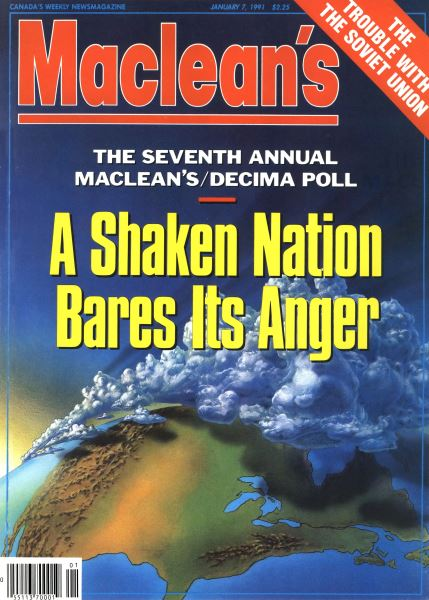 Issue: - January 1991 | Maclean's