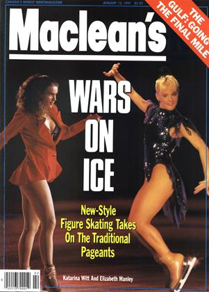Cover for the January 14 1991 issue
