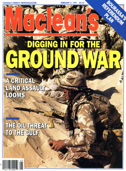 Issue: - February 1991 | Maclean's