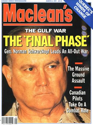 Cover for the March 4 1991 issue