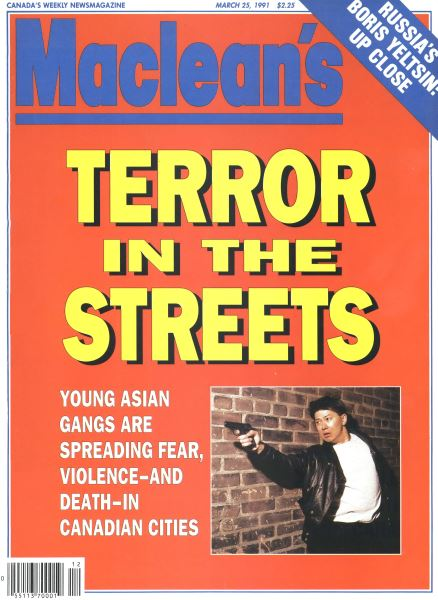 Issue: - March 1991 | Maclean's