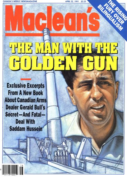 Issue: - April 1991 | Maclean's