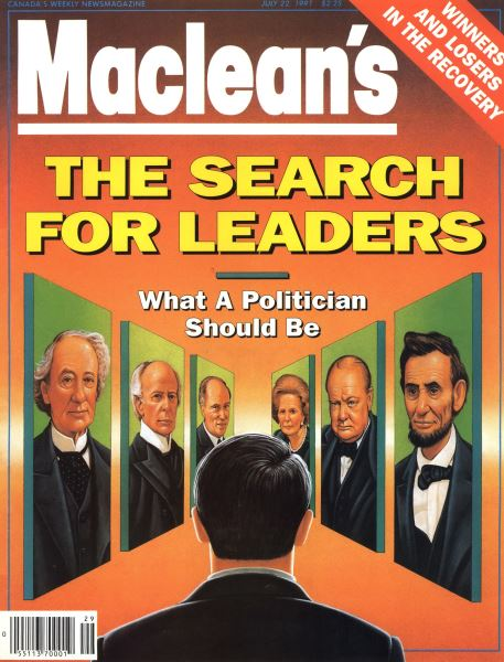 Issue: - July 1991 | Maclean's