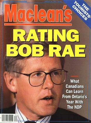 Cover for the August 26 1991 issue