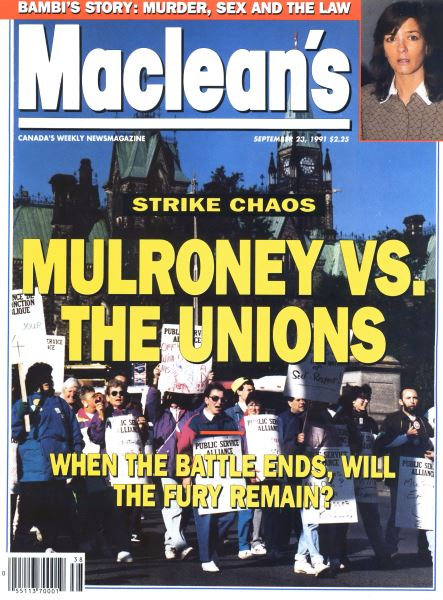 Issue: - September 1991 | Maclean's