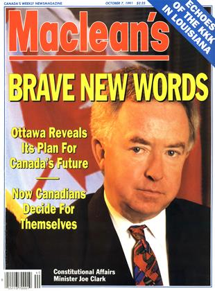 Cover for the October 7 1991 issue