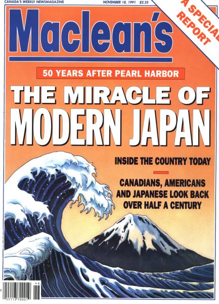 Issue: - November 1991 | Maclean's