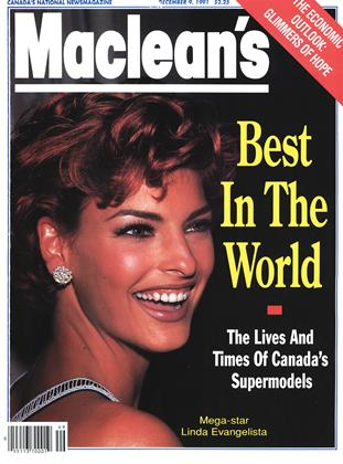 Cover for the December 9 1991 issue