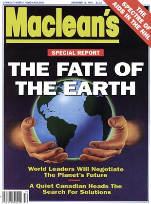 Cover for the December 16 1991 issue