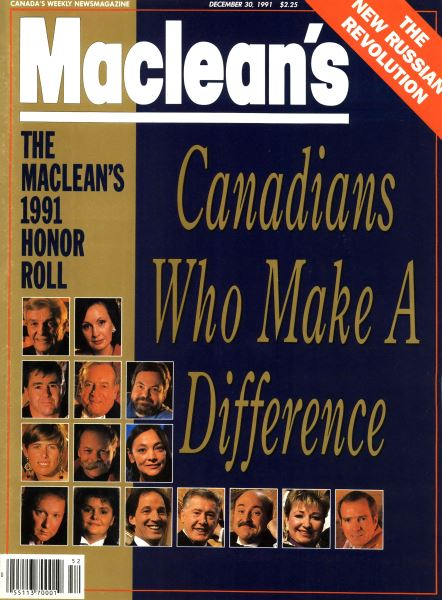 Issue: - December 1991 | Maclean's