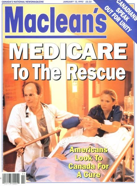 Issue: - January 1992 | Maclean's