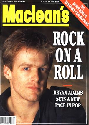 JANUARY 27, 1992 | Maclean's