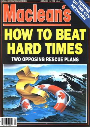 FEBRUARY 10, 1992 | Maclean's