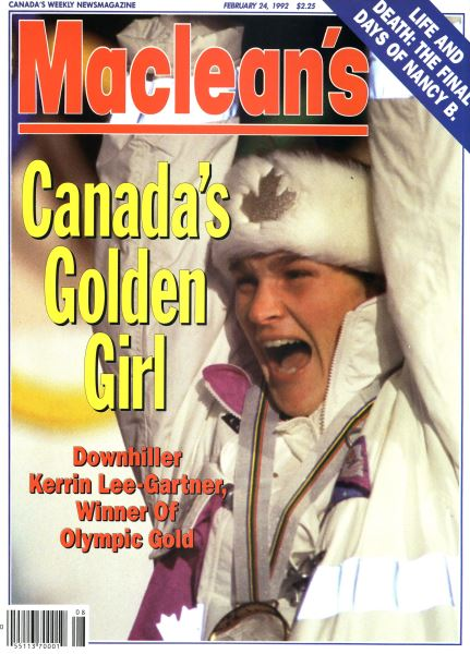 Issue: - February 1992 | Maclean's