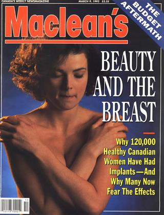 Cover for the March 9 1992 issue