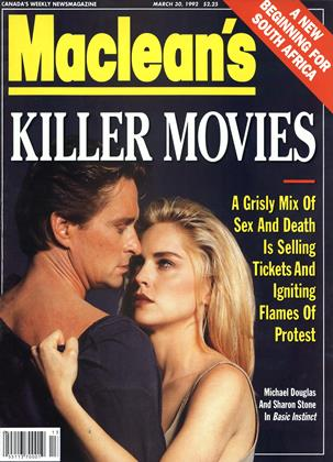 Cover for the March 30 1992 issue