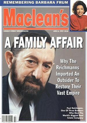 APRIL 6, 1992 | Maclean's