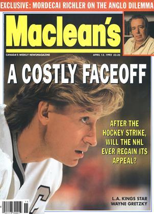 APRIL 13, 1992 | Maclean's