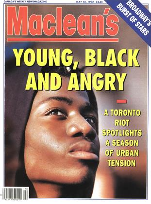Cover for the May 18 1992 issue
