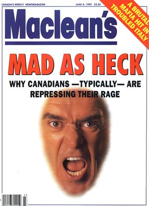 Cover for the June 8 1992 issue
