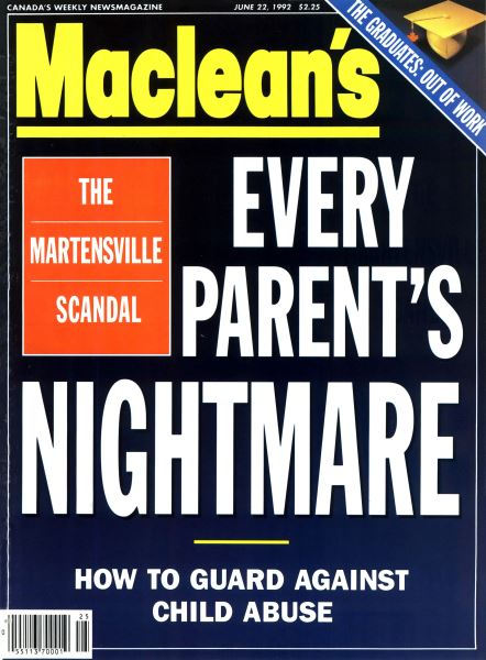 Issue: - June 1992 | Maclean's