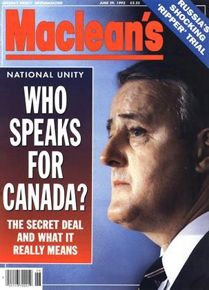 JUNE 29, 1992 | Maclean's