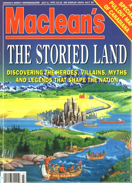 Issue: - July 1992 | Maclean's