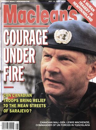 Cover for the July 13 1992 issue