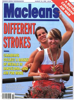 AUGUST 10, 1992 | Maclean's
