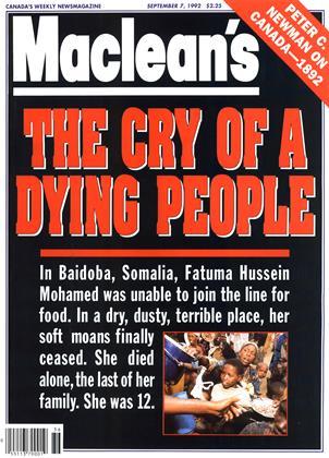SEPTEMBER 7, 1992 | Maclean's
